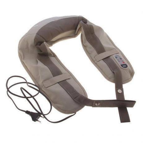 Массажер для плечь, спины и шеи вибрационный Cervical Massage MJY-816, фото 2