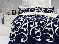 Комплекты постельного белья First Choice. Satin Сиреневый-Евро 7435, фото 1