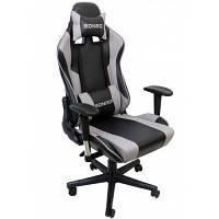 Крісло геймерське Bonro 2011-А Gray, фото 1
