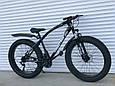 Велосипед ФЕТБАЙК Спорт 26 дюймов Горный спортивный велосипед FatBike 215 ЧЕРНЫЙ Внедорожник Fat Bike, фото 2