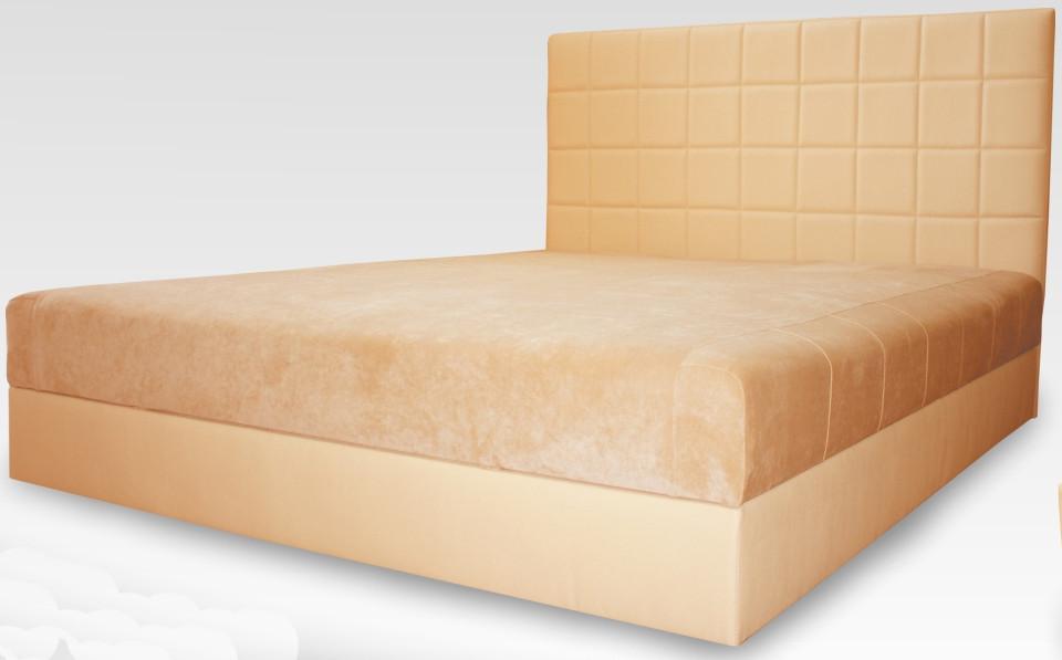 Мягкая кровать Клеопатра Люкс 3 МКС