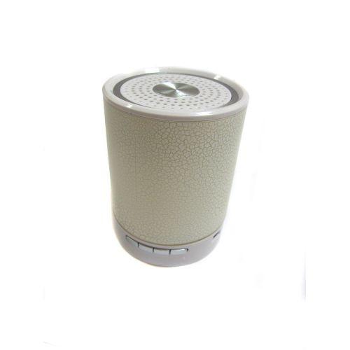 Портативная колонка плеер MP3 FM AUX T2020 White