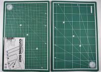 Коврик для раскроя ткани А3 двухсторонний 450*300 см