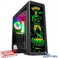 Игровой компьютер Дон Кармани NG Ryzen 5 1600 G1 (Ryzen 5 1600 /DDR4 - 8Gb/SSD-120Gb/HDD-1Tb/ GTX1060)