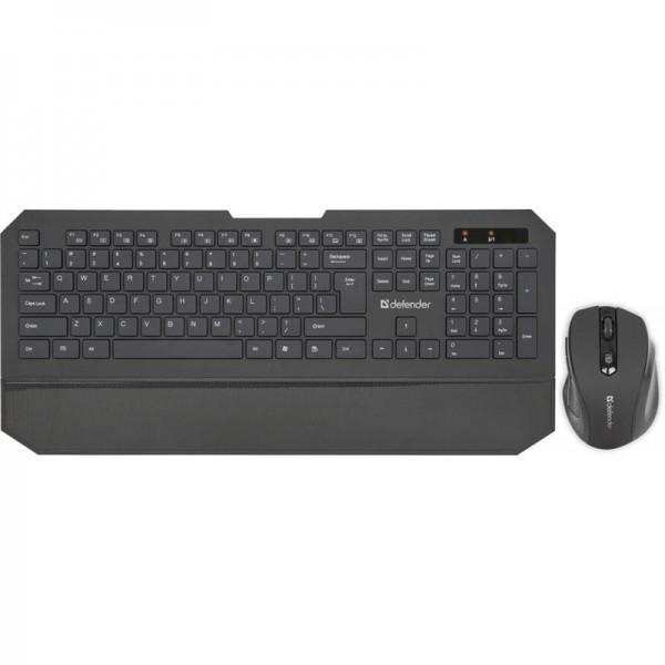 Клавиатура + мышь Defender Berkeley C-925 Black (45925) USB
