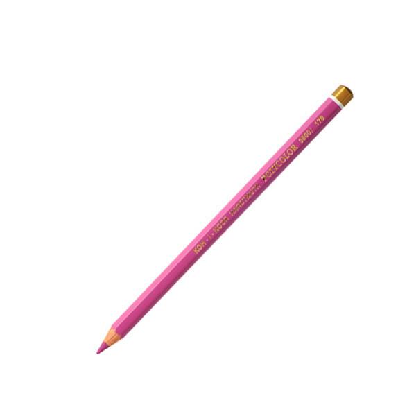 """Карандаш цв. """"K-I-N"""" Polycolor 3800-178 красно-фиолетовый 2"""