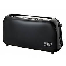 Тостер Adler AD 3206 Black