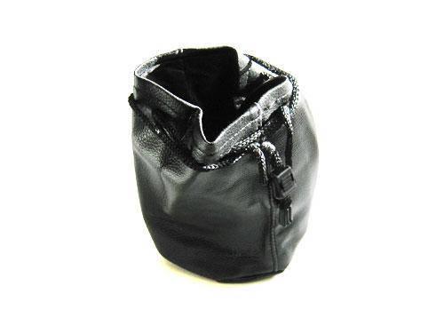 Кожаный чехол для объектива Ulata L 90х180мм, футляр, фото 2