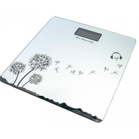 Весы электронные напольные Domotec MS-1604, 180 кг, фото 2