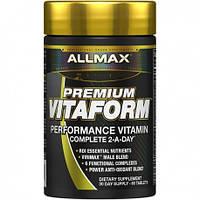 Витамины AllMax Nutrition Vitaform Multivitamin For Man, 60 tabl