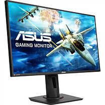 """Монитор ASUS 27"""" VG278Q Black; 1920x1080, 1 мс, 400 кд/м2, HDMI, DisplayPort, DVI-D, динамики 2х2 Вт, фото 3"""