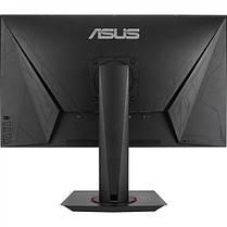 """Монитор ASUS 27"""" VG278Q Black; 1920x1080, 1 мс, 400 кд/м2, HDMI, DisplayPort, DVI-D, динамики 2х2 Вт, фото 2"""