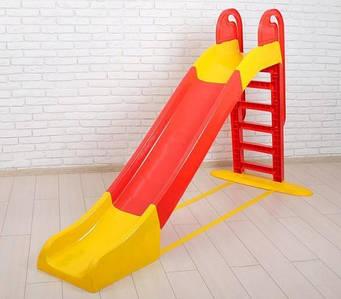 Горка детская пластиковая 243 см Doloni - Toys