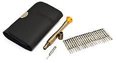 Отвертка с 24 насадками для ремонта телефонов
