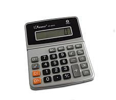 Простой надёжный калькулятор с процентами КК 800A Кenko восьмиразрядный с доставкой