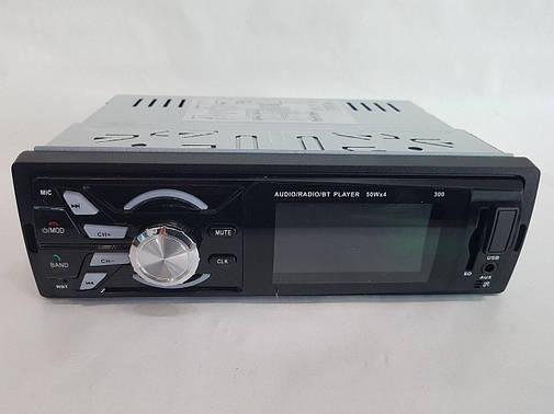 Автомагнитола CDX-GT 300 (USB/FM/AUX/Bluetooth/1 din)в стиле Sony, фото 2