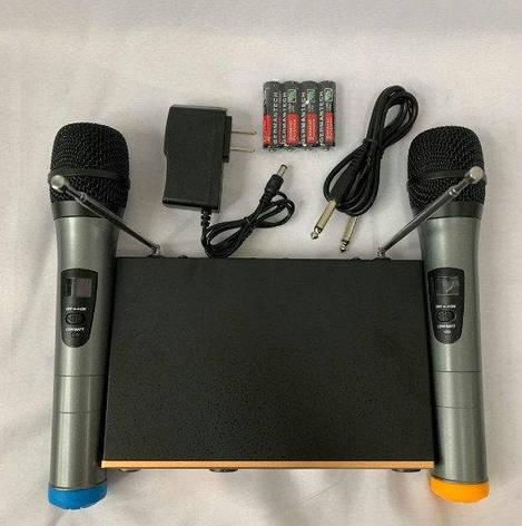 Радиомикрофоны вокальные для караоке SHURE UGX-88, фото 2