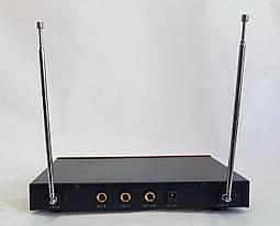 Радиомикрофоны вокальные для караоке SHURE UGX-88, фото 3