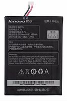 Аккумулятор Lenovo BL195/L12T1P31, 3550mAh/3700mAh (батарея, АКБ)