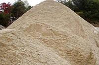 Пісок зелений сіяний (на штукатурку) від 22 м3
