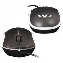 Мышь Frime FM-010 Black/White USB, фото 3