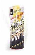 Цветной дым белый.60 сек.(Польша)