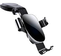 Автодержатель JOYROOM dashboard gravity bracket JR-ZS198 черный