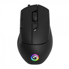 Мышь Marvo M428 RGB-LED Black (M428.BK) USB, фото 2