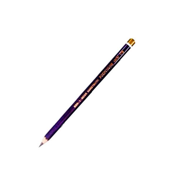 """Олівець кол. """"K-In"""" Polycolor 3800-182 темно-фіолетовий 2"""