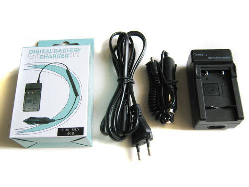 Сетевое + авто зарядное для Nikon EN-EL10 ENEL10