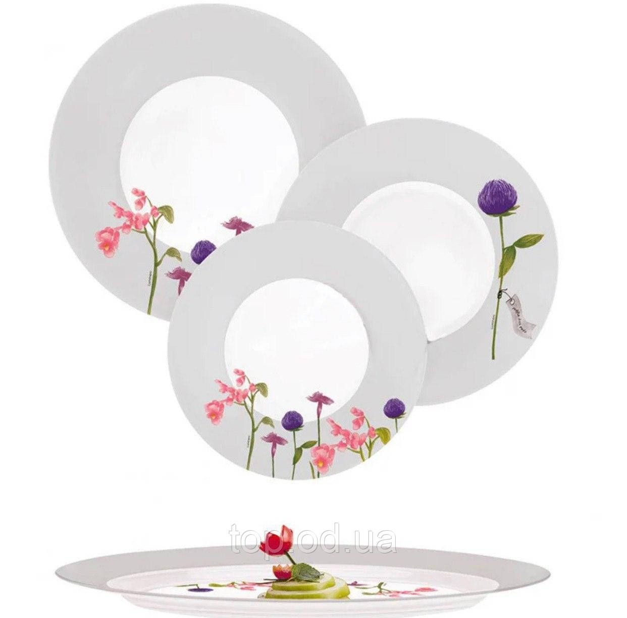 Rosana Trefle Сервиз столовый 19 пр. Luminarc N2170