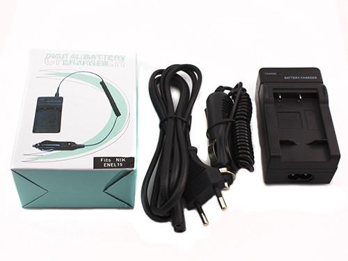 Сетевое + авто зарядное для Nikon EN-EL19 ENEL19
