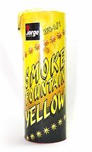 Цветной дым желтый.60 сек.(Польша)