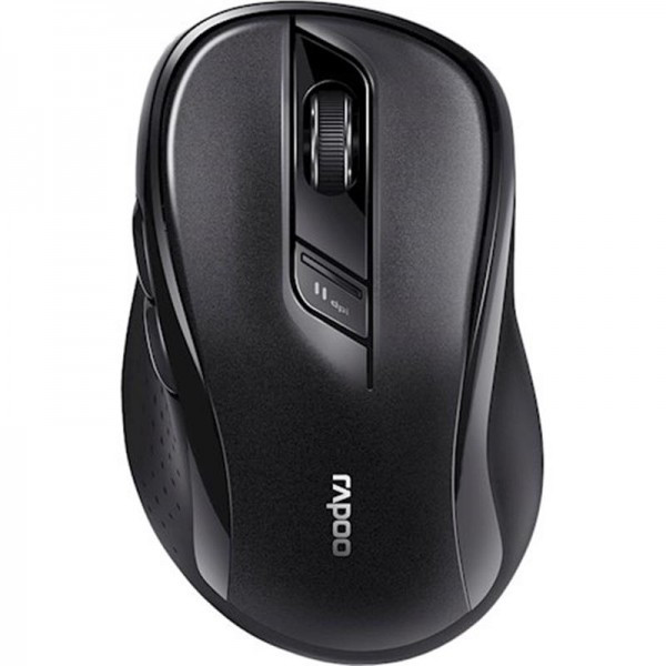 Мышь беспроводная Rapoo M500 Silent Wireless Multi-Mode Grey