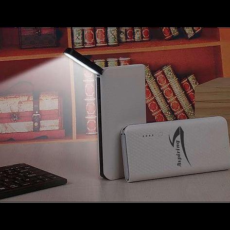 Портативное зарядное устройство Power Bank Aspiring LIGHT 15 (Light1515400), фото 2