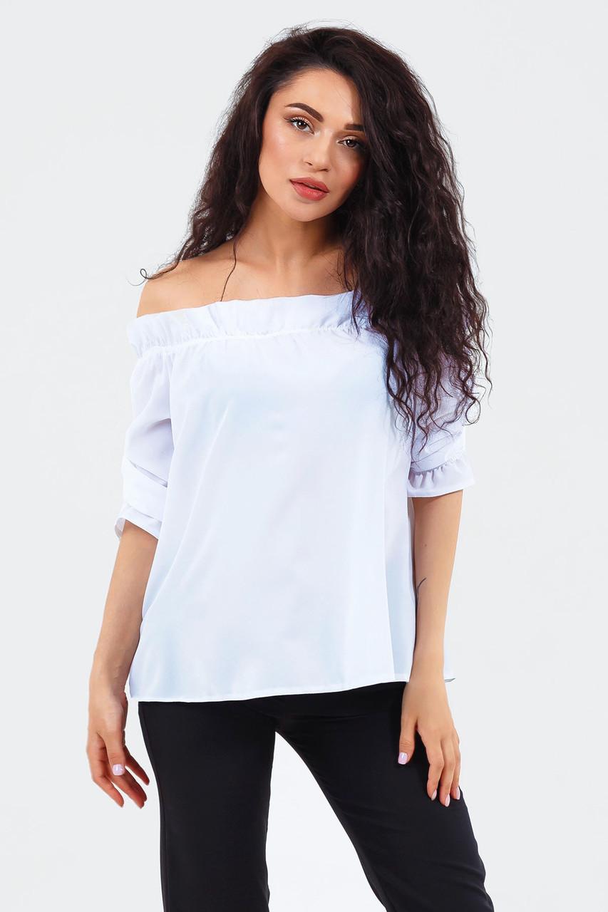 Молодіжна блузка Emily, білий