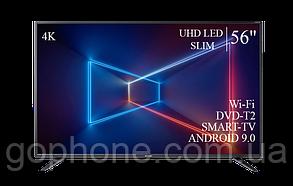 "Телевизор Sharp 56"" Smart-TV//DVB-T2/USB АДАПТИВНЫЙ UHD,4K/Android 9.0, фото 2"