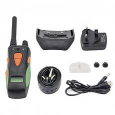 Ошейник электронный для дрессировки собак с ДУ Ipets PET618-1 800м, фото 3