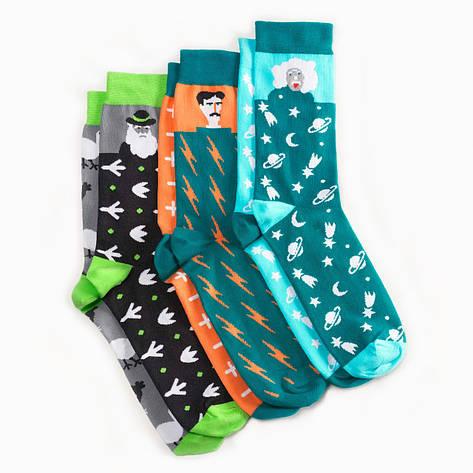 Носки Dodo Socks набор Kunsht 42-43, 3 шт, фото 2