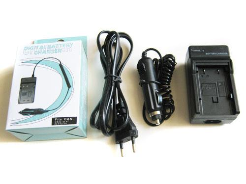 Сетевое + авто зарядное для Canon NB-2L NB2L 2L12 2L14