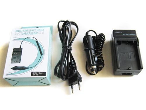 Сетевое + авто зарядное для Canon LP-E5 LPE5