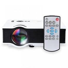 Проектор портативный мультимедийный LCD UNIC JSQ-UC40, фото 3