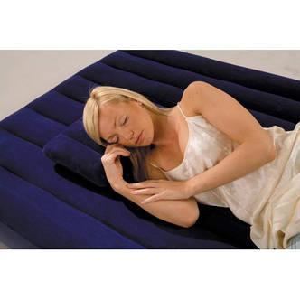 Надувная подушка 68672 Intex 48-32см, фото 2