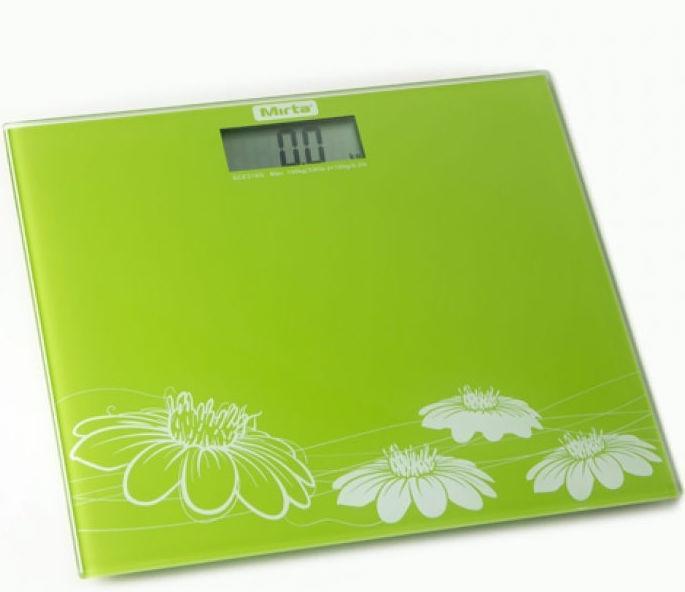 Электронные напольные весы Mirta SCE 215 Green