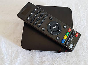 СМАРТ ПРИСТАВКИ ДЛЯ ТВ MX9 Smart Box TV Android Приставка смарт ТВ ( Копия ), фото 3