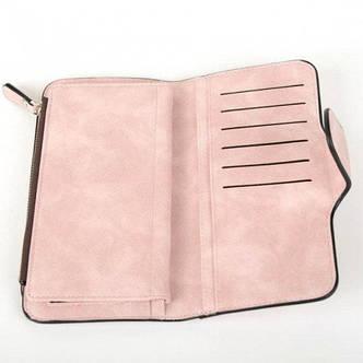 Кошелек женский Baellerry N2345 розовый, фото 2