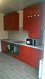 Кухня на заказ МДФ крашеный глянец, фото 2