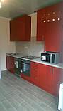 Кухня на заказ МДФ крашеный глянец, фото 3
