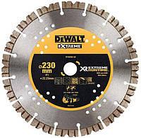 Диск алмазный DeWALT EXTREME 230х3х22.23 мм (для УШМ и DCS690) (DT40260)