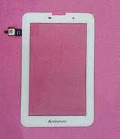 Оригинальный тачскрин / сенсор (сенсорное стекло) для Lenovo IdeaTab A3000 (белый цвет)